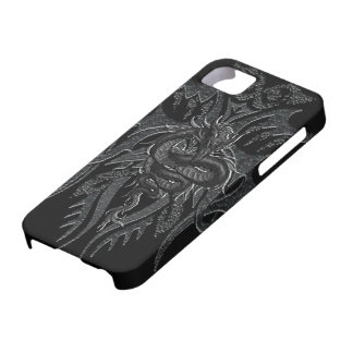 Celtic Dragon iPhone 5 Barely There Case For The iPhone 5