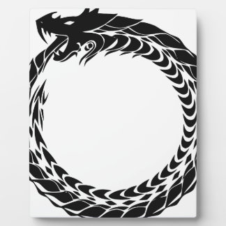 Celtic Dragon Plaque