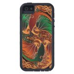 Celtic Dragons iPhone 5/5S Cases