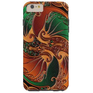 Celtic Dragons Tough iPhone 6 Plus Case