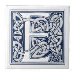 Celtic E Monogram