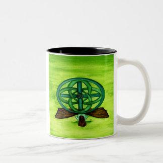 Celtic Faerie Mug