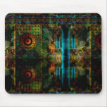 Celtic Fantasy Art Mouse Pad