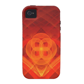 Celtic fire iPhone case Vibe iPhone 4 Case