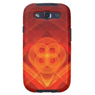 Celtic fire Samsung Galaxy S case