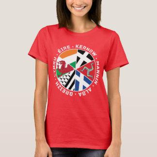 Celtic Flags Countries Women's T-Shirt, Celt T-Shirt