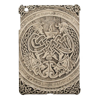 CELTIC FLAME -VINTAGE CELTIC DESIGN CASE FOR THE iPad MINI