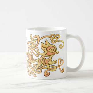 Celtic Fox Mug