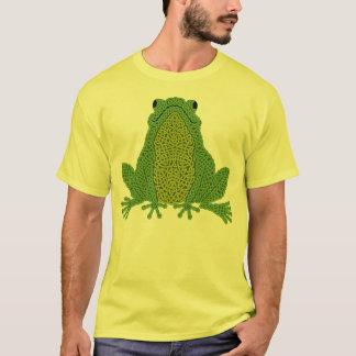 Celtic Frog - Green T-Shirt