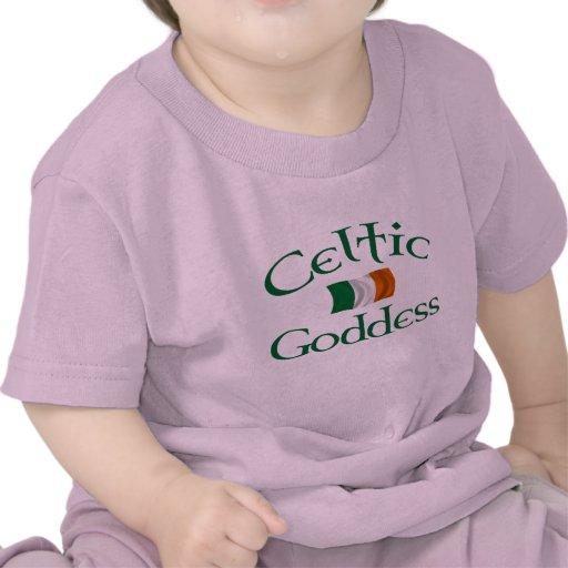 Celtic Goddess Shirts