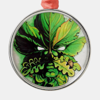 Celtic green man of the forest ornament