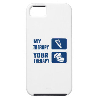 CELTIC harp is my therapy iPhone 5/5S Cover