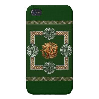 Celtic Horse Design iPhone 4/4S Case