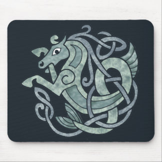 Celtic Horse Mouse Mat