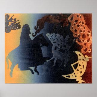 Celtic Image Poster