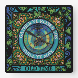 Celtic Impermanence Wallclock