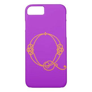 Celtic Initial Q iPhone 7 Case