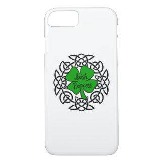 Celtic Irish Princess iPhone 7 Case