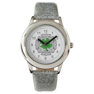 Celtic Irish Princess Wrist Watches