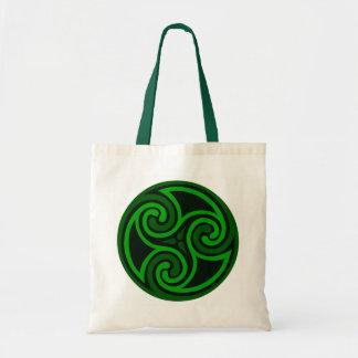 Celtic Irish Swirl Bag