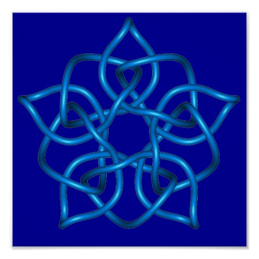 Celtic Knot 11 Posters