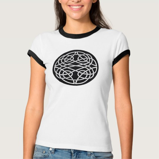 Celtic Knot 2 Part Circle T-Shirt