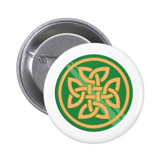 Celtic Knot 6 Cm Round Badge