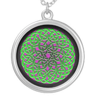 Celtic Knot Art Necklace