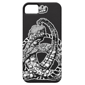 Celtic Knot B&W Snake Case