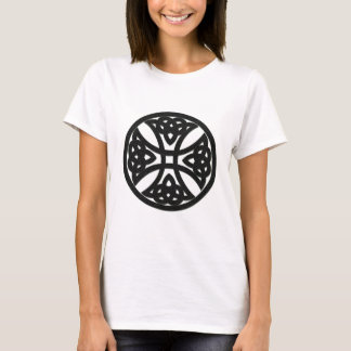 Celtic Knot Baby Doll T T-Shirt