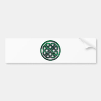 celtic knot bumper sticker