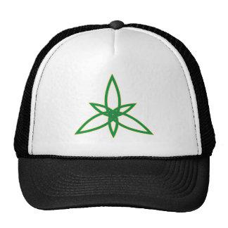 Celtic knot celtic knot trucker hat