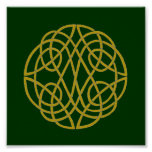 Celtic Knot Circle