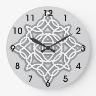 Celtic Knot Clock