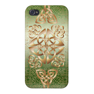 Celtic Knot Cover For iPhone 4