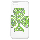 Celtic Knot Cross Tree Case For iPhone 5C