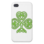Celtic Knot Cross Tree iPhone 4 Covers