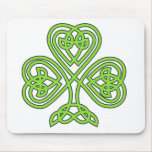 Celtic Knot Cross Tree Mouse Pad
