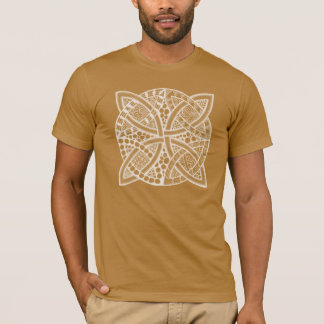 Celtic Knot Decorative Pattern T-Shirt