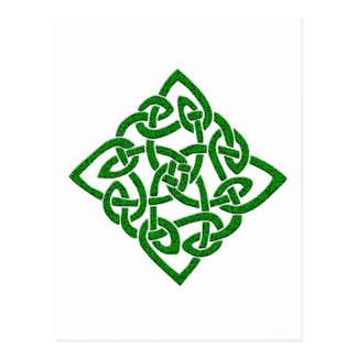 Celtic Knot - Diamond Postcards