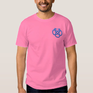 Celtic Knot Embroidered T-Shirt