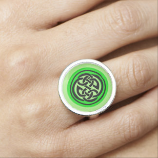 Celtic Knot Fashion Ring by Julie Everhart