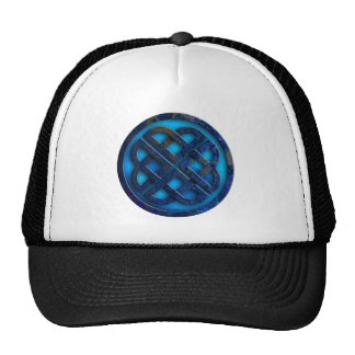 celtic knot trucker hat