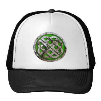 celtic knot hat