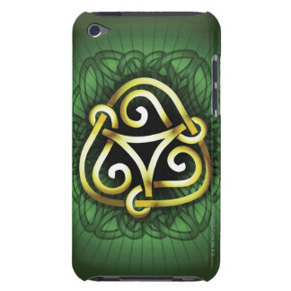 Celtic knot iPod Case-Mate case