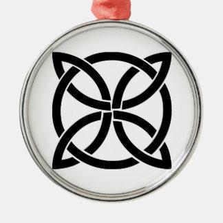 celtic knot ireland ancient symbol pagan irish christmas ornament