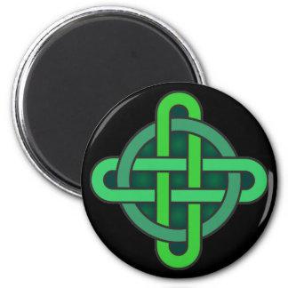 celtic knot ireland ancient symbol pagan irish gre magnet