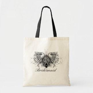 Celtic Knot Irish Urban Tattoo Bridesmaid Bag