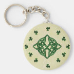 Celtic Knot Keychain