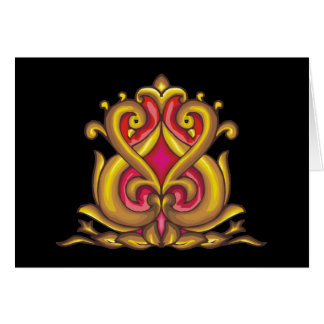 Celtic Knot Notecards Note Card